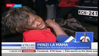 Mama muathiriwa wa shambulizi la Riverside anayeishi na ulemavu aonyesha upendo kwa mwanaye