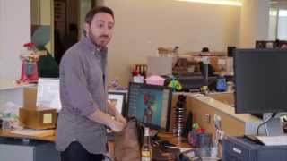 Hardly Working: Dan Does His Own Thing