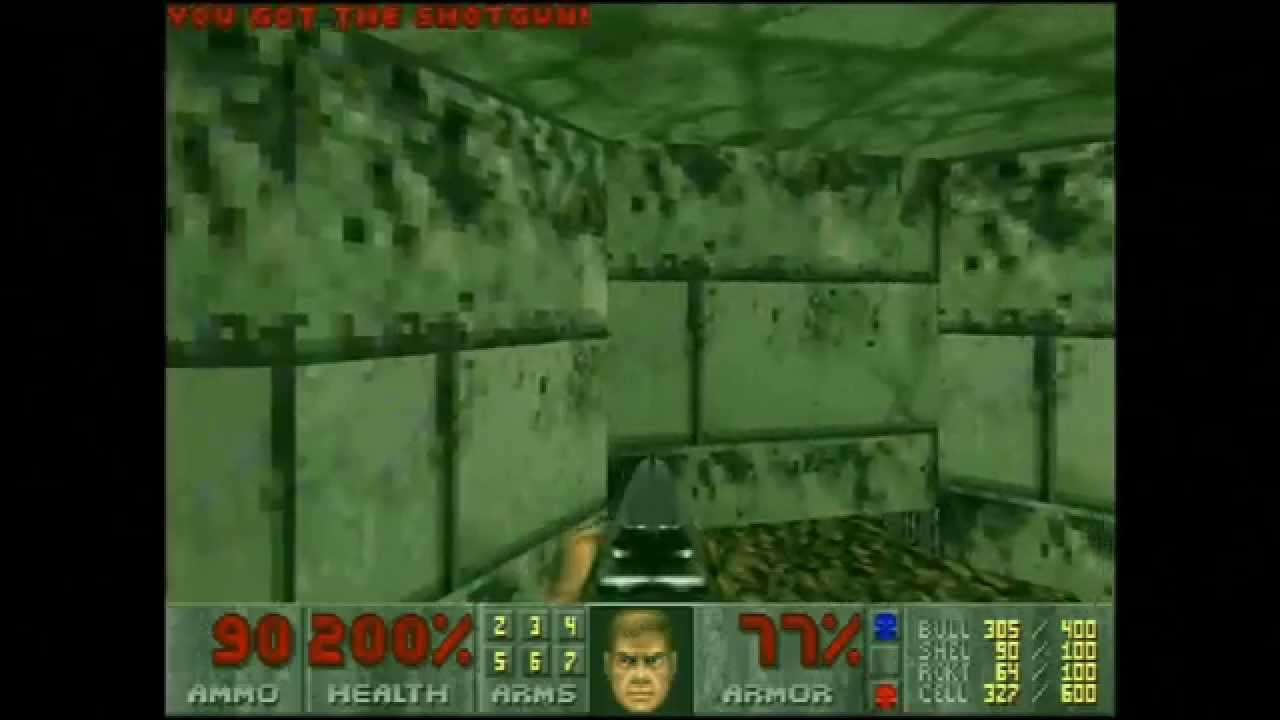 "Doom (E4M5 ""They Will Repent"") Walkthrough – Ultra-Violence"