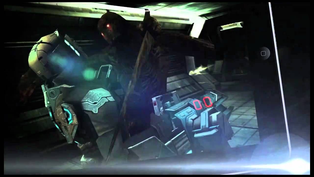 Even The Trailer For Dead Space On iOS Is Scary