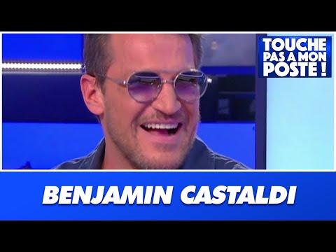 Benjamin Castaldi opéré des yeux !