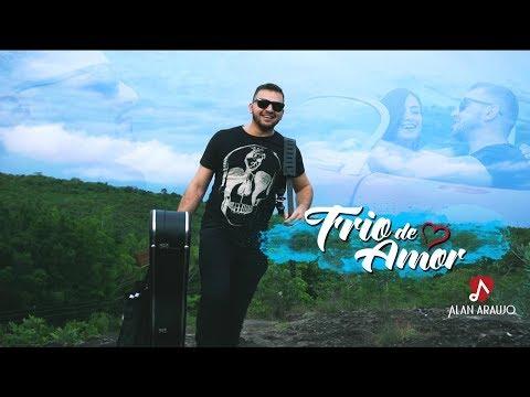 Alan Araujo - Frio de Amor [CLIPE OFICIAL]
