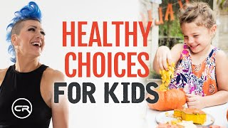 Healthy Choices For Kids (Balanced Diet For Kids)