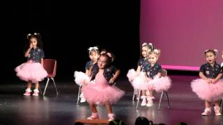 Rage Recital - Hey Little Mamas