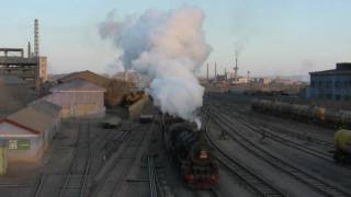 preview picture of video 'Vigourous shunting in Baiyin... (HD)'