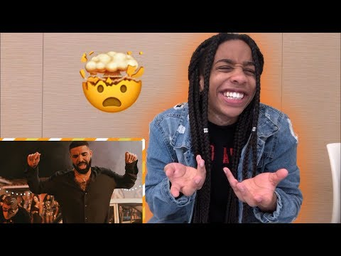 *REACTION* Bad Bunny feat. Drake - Mia (Official Video)