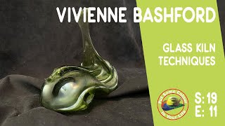 Glass Kiln Techniques And Tutorial With Vivienne Bashford  | Colour In Your Life