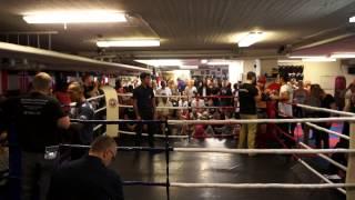 Supremacy Amateur League VIII - Patricia Axling vs Johanna Rydén