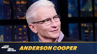 Anderson Cooper Confronted a Conspiracy Theorist Who Believed He Eats Babies