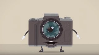 Η ιστορία μιας παλιάς φωτογραφικής μηχανής Title
