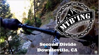 Riding the Second Divide.