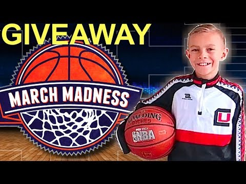 🏀MARCH MADNESS CHALLENGE AND GIVEAWAY!🏀