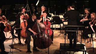 Per Björkling - Lars-Erik Larsson Concertino for double bass and string orchestra