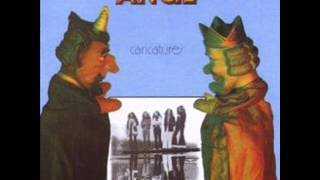 Le Soir du Diable    ANGE album Caricature