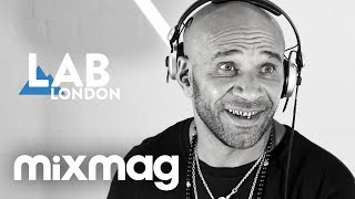 Goldie and Ulterior Motive - Live @ Mixmag Lab LDN 2017