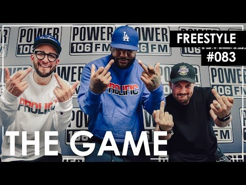 The Game Freestyles over