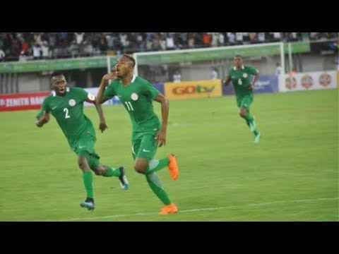 All The Goals: Super Eagles (B) vs Athletico Madrid Friendly