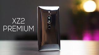 Sony Xperia XZ2 Premium Unboxing - Best Smartphone Camera?