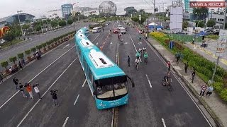 DOST Hybrid Road Train Not Applicable In <b>Metro Manila</b>