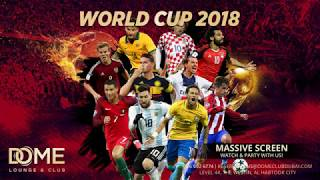 DOME Club  World Cup 2018