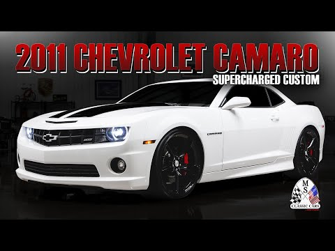 2011 Chevrolet Camaro (CC-1416232) for sale in Seekonk, Massachusetts