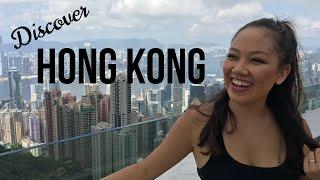 FOUR DAYS IN HONG KONG | TSIM SHA TSUI TRAVEL
