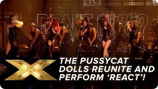 """#TMPCHECKOUT: The Pussycat Dolls REUNITE and perform new single """"React"""""""
