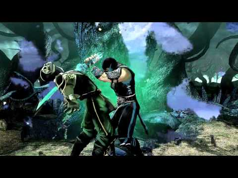 Mortal Kombat - Sub-Zero trailer