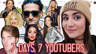 I Dressed Like YouTubers For A Week thumbnail