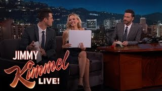 "Bachelor Ben Higgins & Lauren Bushnell Play ""Fiancé My Name"""