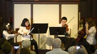 2015 WVYS Chamber Concert: Too Hot to Handel
