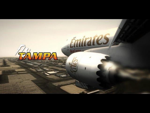 Fsx fly tampa dubai   FlyTampa Dubai Rebooted - 2019-03-17