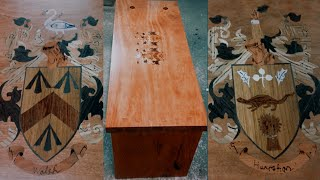 The Family Crest Coffee Table