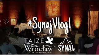 Synajowy #VlogTaizé cz.1