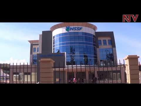 NSSF opens new building in Jinja