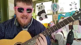 Gambar cover X Ambassadors - BOOM // easy guitar tutorial beginner
