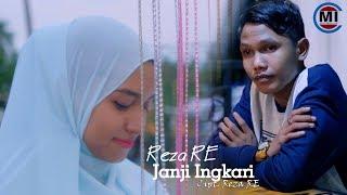 Download lagu Reza Re Janji Ingkari Hapuskanlah Air Matamu Mp3
