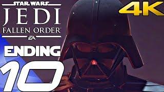 STAR WARS Jedi Fallen Order - Gameplay Walkthrough Part 10 - Ending & Final (Full Game) 4K 60FPS