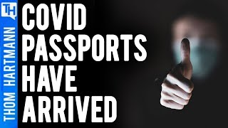 Oregon is 1st State to Demand COVID Passports
