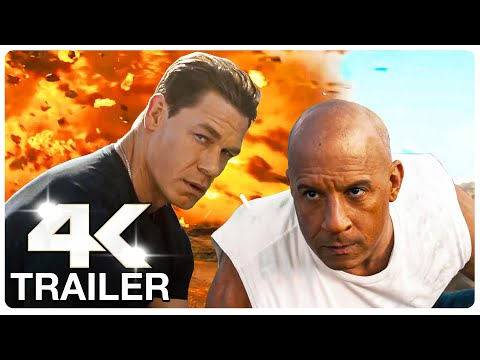 FAST AND FURIOUS 9 : 8 Minute Extended Trailer