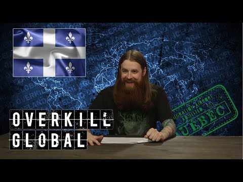 Quebec Tech Death | Overkill Global Album Reviews