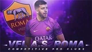 "FIFA 19 Pro Clubs  VFL Roma S38 E1 ""My Debut"""