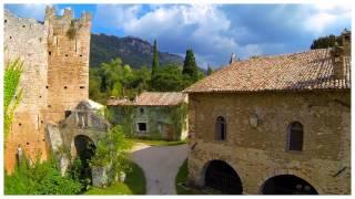 Презентационный ролик о местности Лацио в Италии