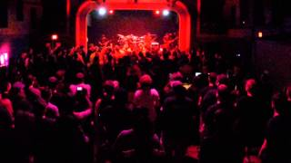 The Faceless - An Autopsy - Hawthorne Theater, Portland, OR