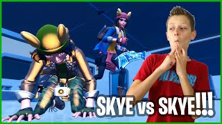 SKYE VS SKYE - WHO WILL BE VICTORIOUS???