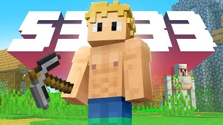 Speedrunning Minecraft for the first time (53:33)