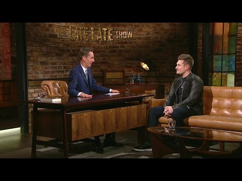 Oli White on being bullied when he was younger | The Late Late Show | RTÉ One