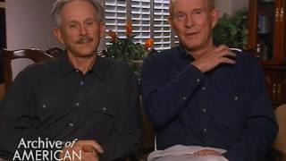 Tom and Dick Smothers on Toms temper and his confrontations with people - EMMYTVLEGENDS.ORG