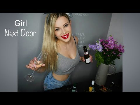 ASMR Wine Tasting with the Girl Next Door ❤️