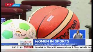 Symposium against gender disparity in sports held in Nairobi